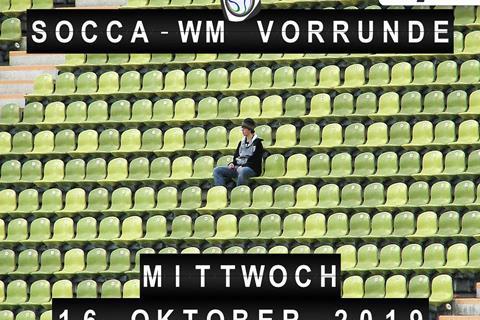 Socca-WM Vorrunde