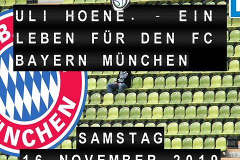 Uli Hoeneß - Ein Leben für den FC Bayern München