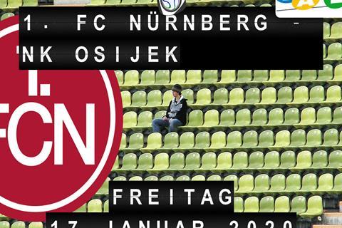 1. FC Nürnberg - NK Osijek