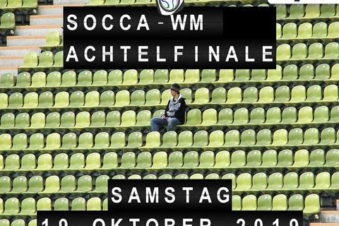 Socca-WM Achtelfinale