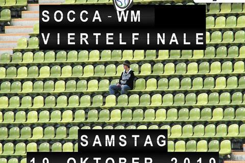 Socca-WM Viertelfinale