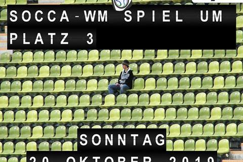 Socca-WM Spiel um Platz 3