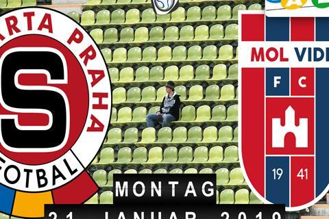 Sparta Prag - Mol Vidi FC