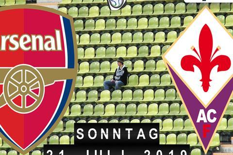 FC Arsenal - AC Florenz