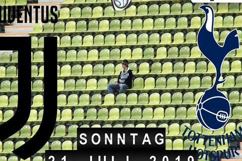 Juventus Turin - Tottenham Hotspur