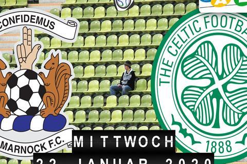 FC Kilmarnock - Celtic Glasgow