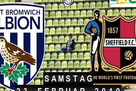 West Bromwich Albion - Sheffield FC