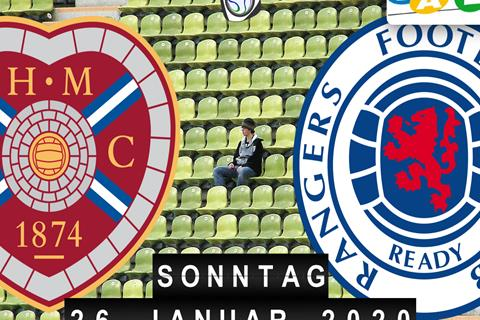 Heart of Midlothian FC - Rangers FC