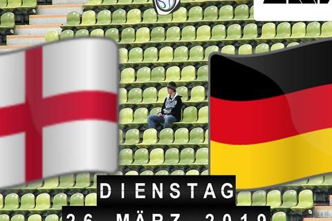 U21: England - Deutschland