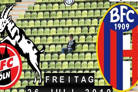 1. FC Köln - FC Bologna