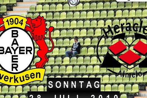 Bayer Leverkusen - Heracles Almelo