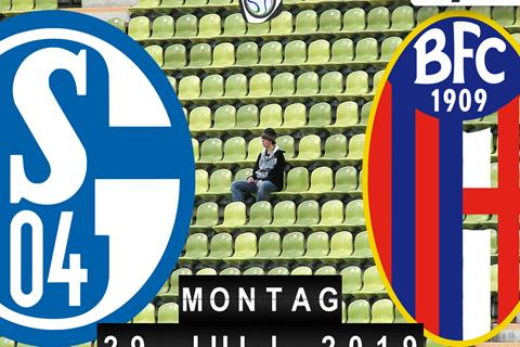 FC Schalke 04 - FC Bologna