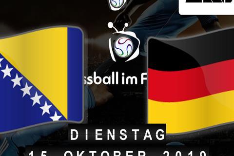 U21: Bosnien-Herzegowina - Deutschland