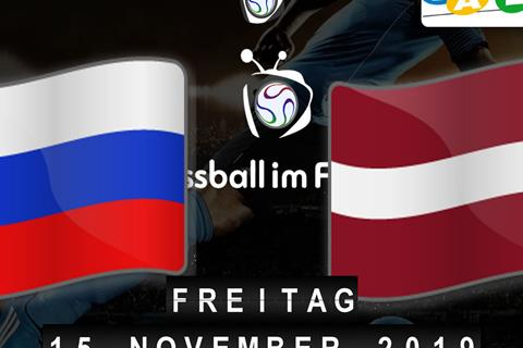 U21: Russland - Lettland