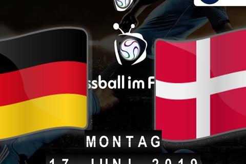 U21-EM: Deutschland - Dänemark