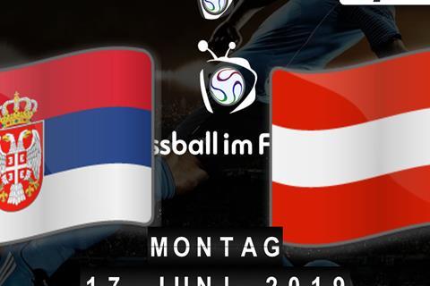 U21: Serbien - Österreich