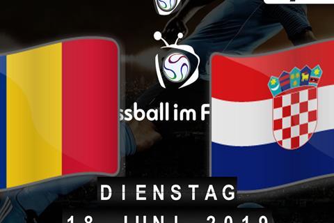 U21: Rumänien - Kroatien