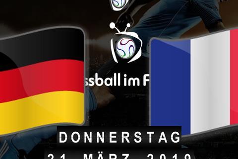U21: Deutschland - Frankreich