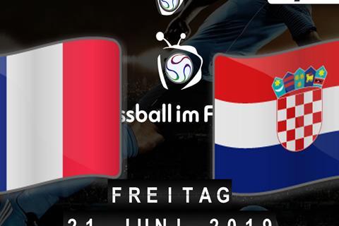 U21: Frankreich - Kroatien