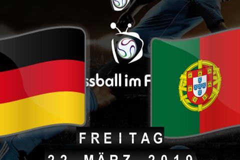U20: Deutschland - Portugal