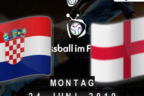 U21: Kroatien - England