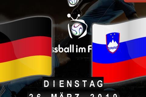 U-17: Deutschland – Slowenien