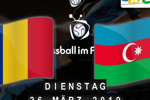 U19: Rumänien - Aserbaidschan