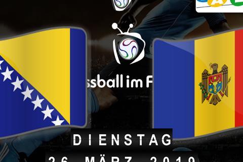U21: Bosnien und Herzegowina - Moldawien