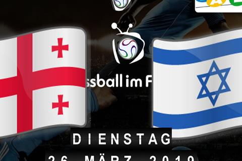 U21: Georgien - Israel