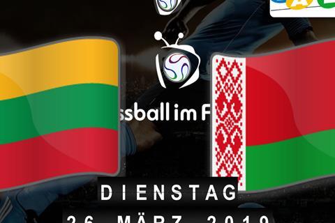 U21: Litauen - Weißrussland