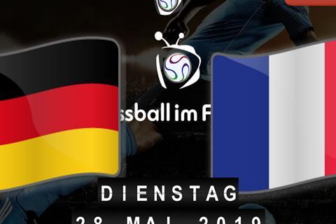 U16: Deutschland - Frankreich