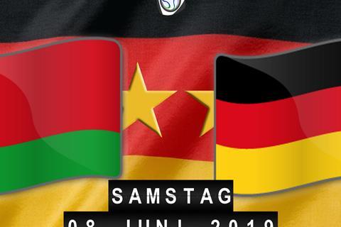 Weißrussland - Deutschland
