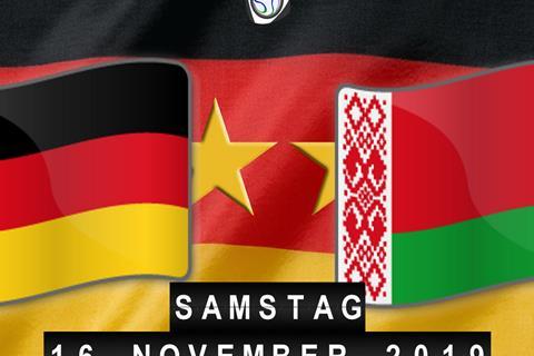 Deutschland - Weißrussland