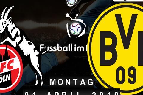 1.FC Köln II - Borussia Dortmund II