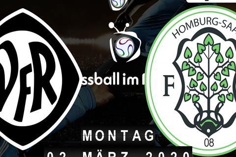 VfR Aalen - FC 08 Homburg