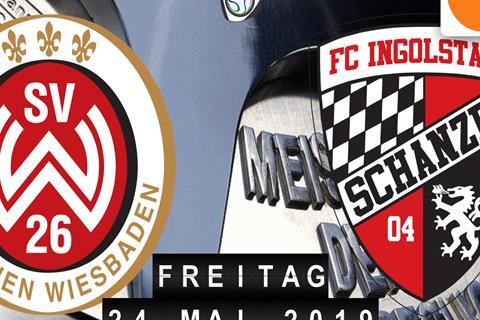 SV Wehen-Wiesbaden - FC Ingolstadt