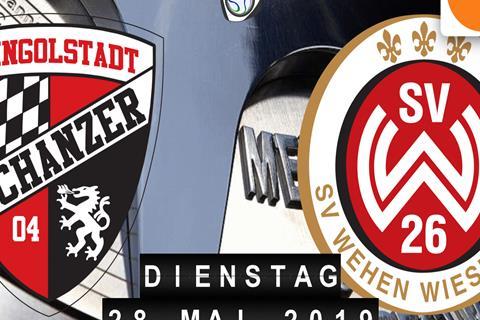 FC Ingolstadt - SV Wehen Wiesbaden