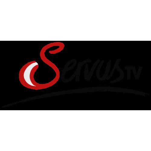 Logo Servus TV