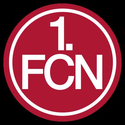 1.FC Nürnberg II - Logo