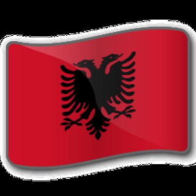 Albanien - Logo