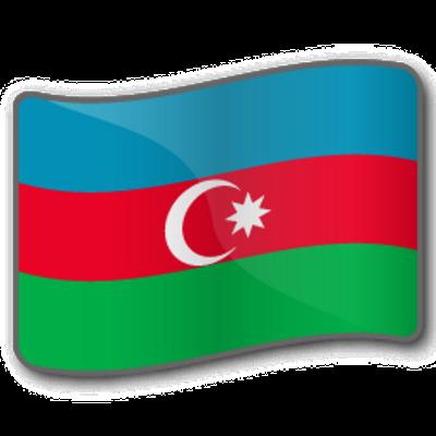 Aserbaidschan - Logo