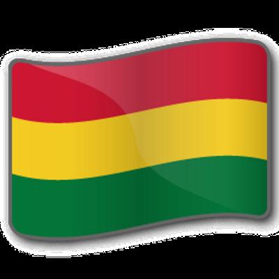 Bolivien - Logo