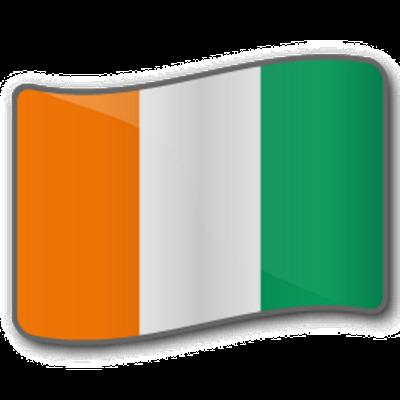 Elfenbeinküste - Logo