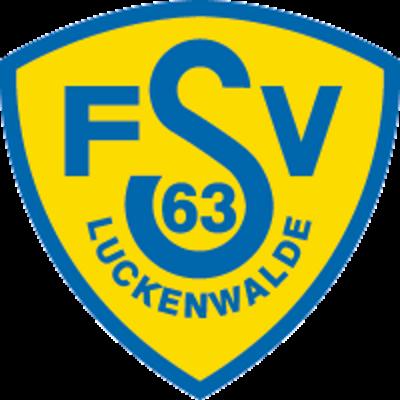 FSV 63 Luckenwalde - Logo