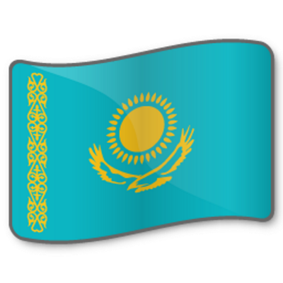 kasachstan Logo