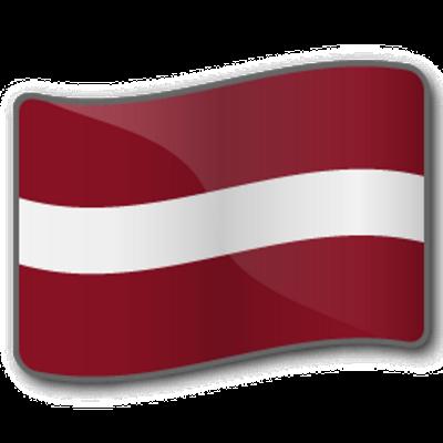 lettland Logo