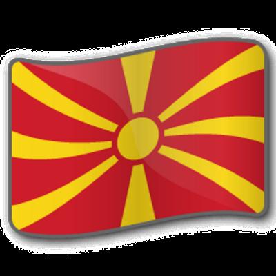 Mazedonien - Logo