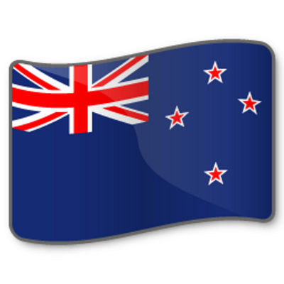 Neuseeland - Logo