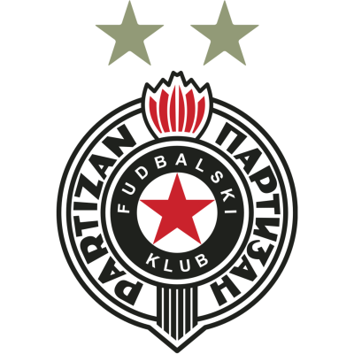 Partizan Belgrad - Logo