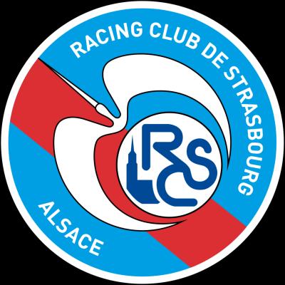 Wappen Racing Straßburg